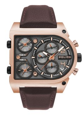 Police Expansion Chronograph PL15379JSR.61