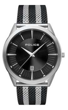 Police Patriot Herrenuhr PL15305JS.02TBMM