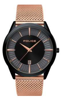 Police Patriot Herrenuhr PL15305JSB.02RMM