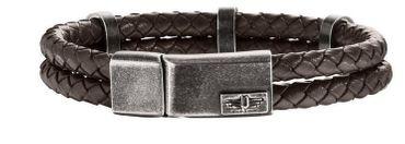 Police Twinlane Armband PJ25715BLC.02-L
