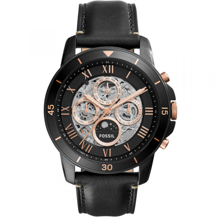 Herrenuhr Automatic Fossil Me3138 Grant Sport dxCBoeQWr