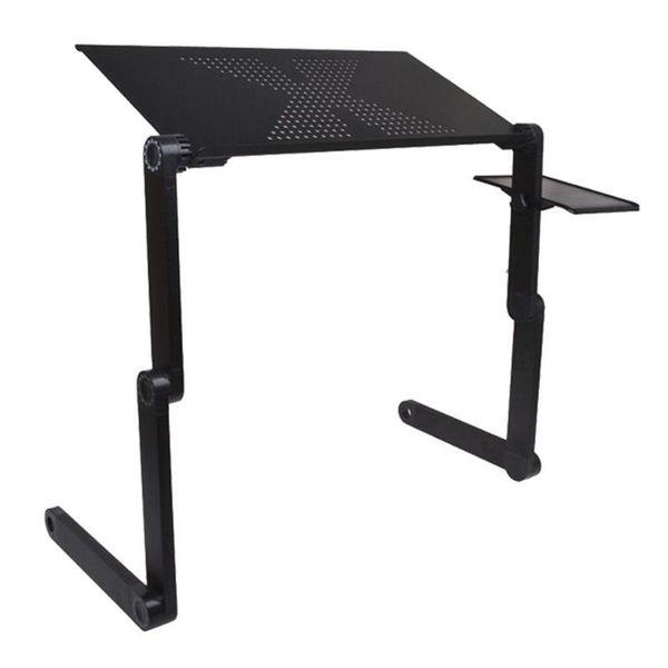 XXL CozyDesk tragbarer, faltbarer Laptop-Tisch für Bett oder Sofa