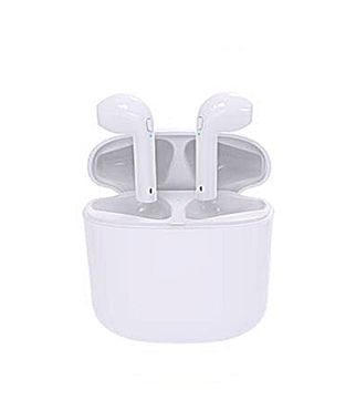 Super kleine Dual Wireless In-Ear Kopfhörer + Lade Hülle Patentiert Apple + Android