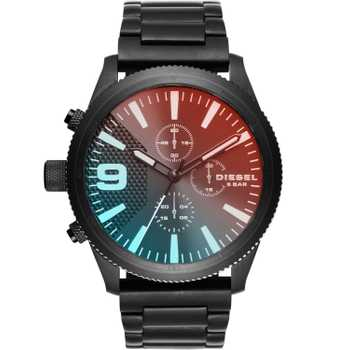Black Friday Diesel DZ4447 Rasp Chrono 50mm