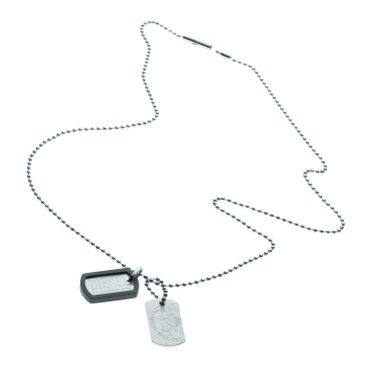 Diesel DX0202040 Double Dogtags