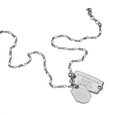 Diesel DX1132040 Double Dogtags