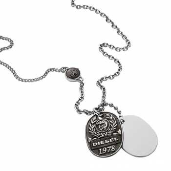 Diesel DX1106040 Double Dogtags