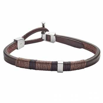 Fossil Vintage Casual JF02929040 Armband