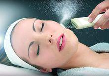Originale Ultraschall Ionen Haut Reiniger Schrubber Poren, Antiaging, Falten etc.
