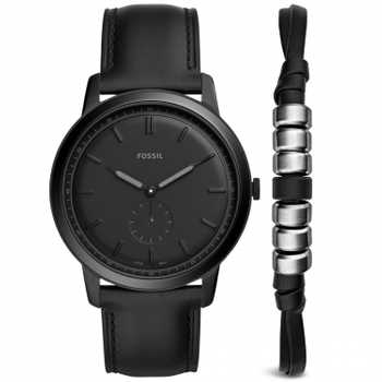 Fossil The Minimalist Mono FS5500SET