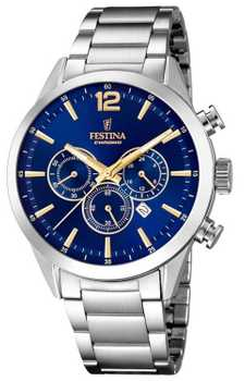 Festina Timeless Chrono F20343/2