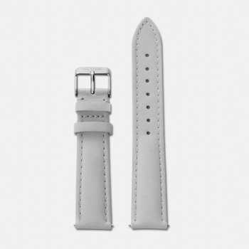 Cluse Strap 18 mm - Grey/Silver CLS020