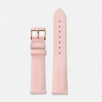 Cluse Strap 18 mm - Pink/Rose Gold CLS004