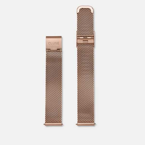 Cluse Strap 16 mm - Mesh Rose Gold CLS347