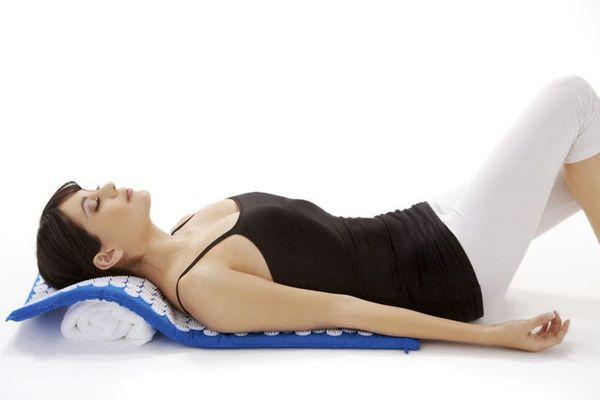 Shanti Akupressurmatte Matte Yoga 001