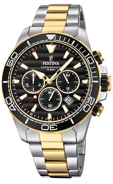 Festina Prestige F20363/3 Herrenuhr
