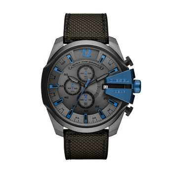 Black Friday Diesel Mega Chief DZ4500 Herrenuhr