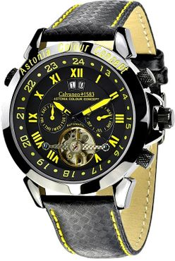 Calvaneo 1583 Astonia Color Concept Racing Yellow