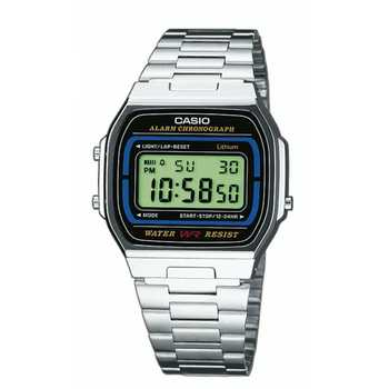 Casio Collection A164WA-1VES Unisexuhr