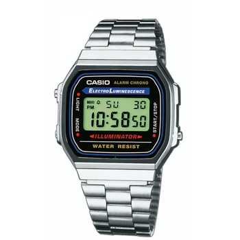 Casio Collection A168WA-1YES Unisexuhr