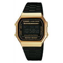 Casio Collection A168WEGB-1BEF Unisexuhr