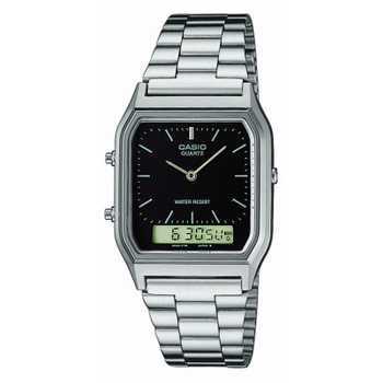 Casio Collection AQ-230A-1DMQYES Unisexuhr