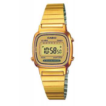 Casio Collection LA670WEGA-9EF Damenuhr