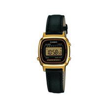 Casio Damenuhr LA670WEGL-1EF Collection