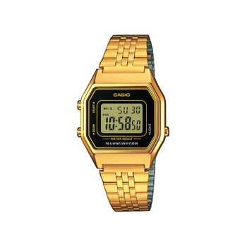 Casio Collection LA680WEGA-1ER Damenuhr