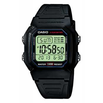 Casio Collection Men W-800H-1AVES