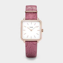 Cluse La Tetragone Rosé CL60020 pink