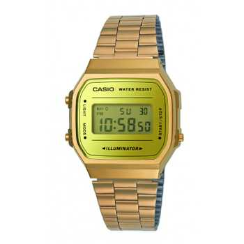 Casio Collection A168WEGM-9EF Unisexuhr