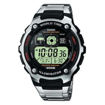 Casio Collection AE-2000WD-1AVEF Herrenuhr