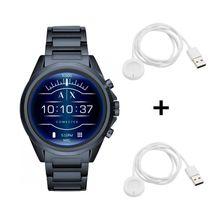 Armani Exchange Drexler AXT2003 Smartwatch Connected + 2x Originale Armani Exchange Smartwatch Ladekabel