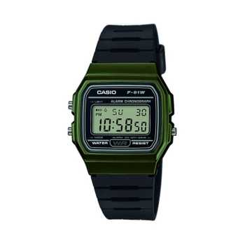 Casio Collection F-91WM-3AEF Unisexuhr