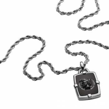 Diesel Single Pendant DX1174040 Halskette