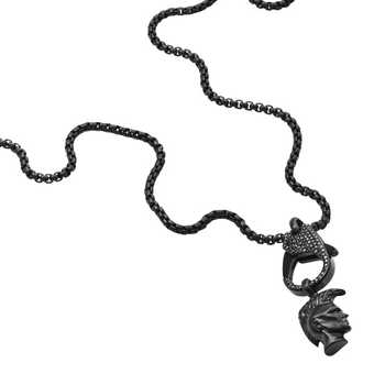 Diesel Single Pendant DX1160001 Halskette