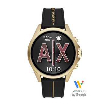 Armani Exchange Drexler AXT2005 Connected Smartwatch HR