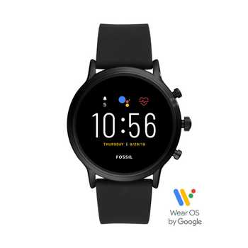Fossil The Carlyle HR FTW4025 Smartwatch