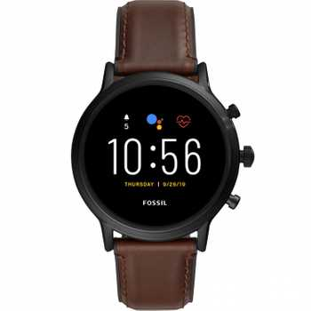 Super Sale Fossil The Carlyle HR FTW4026 Smartwatch