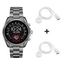 Michael Kors Bradshaw 2 MKT5087 Smartwatch + 2x Michael Kors Ladekabel