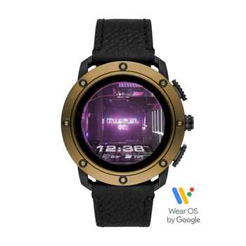 Diesel On Full Axial DZT2016 Smartwatch