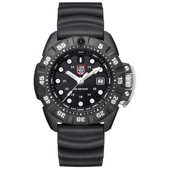Luminox XS.1551 Scott Cassel Deep Dive Carbon Schwarz-weiss