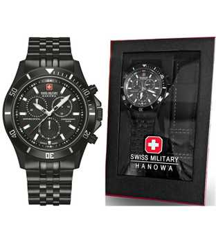 Swiss Military Hanowa 06-5183.7.13.007SET Flagship Chrono Set