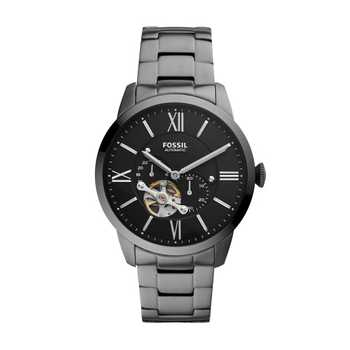 Black Friday Fossil Townsman Automatic ME3172 Herrenuhr