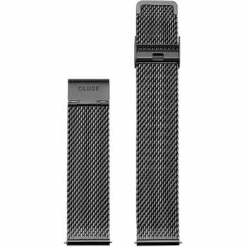 Cluse Strap 20 mm Mesh, Black/ Black CS1401101064
