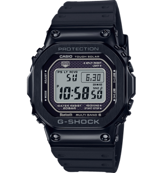 Casio G-Shock GMW-B5000G-1ER Connected