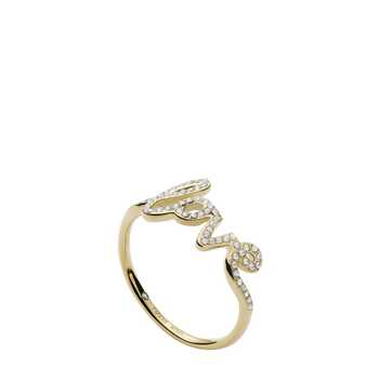 Fossil Fashion JF03345710 Ring
