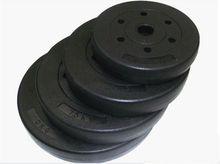 30kg Hantelscheiben Zement Gewichte (2x10kg + 2x 5kg) von Swiss Gym!