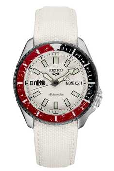 Seiko 5 Ryu Streetfighter Limited SRPF19K1 Unshakable Fist